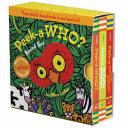 Peek-a Who? Boxed Set