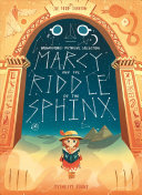 Marcy and the Riddle of the Sphinx  Paperback