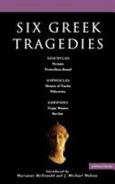 Six Greek Tragedies