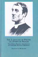 The Language of Poetry as a Form of Prayer