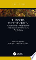 Behavioral Cybersecurity