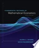 Dasar-dasar Matematika Ekonomi, edisi 4, jilid 1