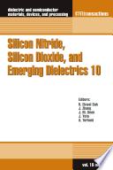 Silicon Nitride, Silicon Dioxide, and Emerging Dielectrics 10