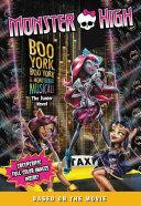 Pdf Monster High: Boo York, Boo York: The Junior Novel