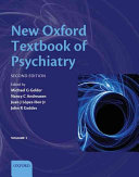 New Oxford Textbook Of Psychiatry 2nd Ed