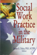 Social Work Practice in the Military Book PDF