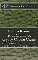 Get to Know Your Sibilla and Gypsy Oracle Cards