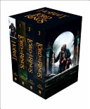 The Hobbit And The Lord Of The Rings Boxed Set Film Tie In