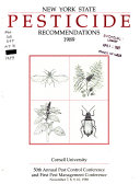 New York State Pesticide Recommendations