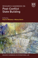 Research Handbook on Post-Conflict State Building Pdf/ePub eBook