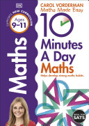 10 Minutes a Day Maths Ages 9 11 Key Stage 2