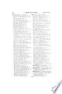 Alphabetical Catalogue of the Library of Congress