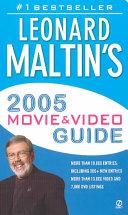 Leonard Maltin s Movie Guide 2005