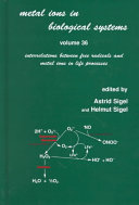 Metal Ions in Biological Systems Book