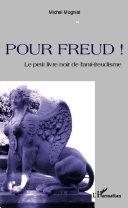 Pdf Pour Freud ! Telecharger