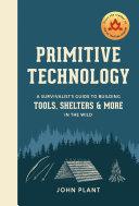 Primitive Technology Pdf/ePub eBook