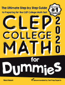 CLEP College Math for Dummies