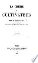 La chimie du cultivateur