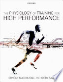 The Physiology of Training for High Performance Book