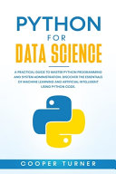Python For Data Science Book PDF