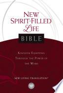 NLT  New Spirit Filled Life Bible  eBook