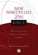 NLT  New Spirit Filled Life Bible  eBook