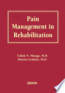 Pain Management in Rehabilitation