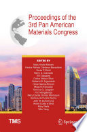 Proceedings of the 3rd Pan American Materials Congress Book