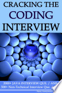 Cracking The Java Interview  Book PDF