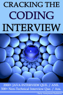Cracking The Java Interview