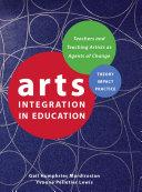 Arts Integration in Education