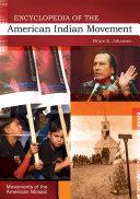 Encyclopedia of the American Indian Movement [Pdf/ePub] eBook