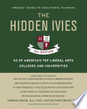 Hidden Ivies 3rd Edition The Epub