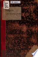 Catalogue of an Unusual Collection of Books and Pamphlets Relating to the Rebellion and Slavery