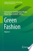 Green Fashion Book