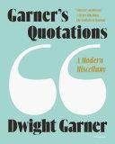 Pdf Garner's Quotations Telecharger