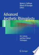 Advanced Aesthetic Rhinoplasty Book PDF