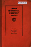 Kansas Educational Directory