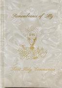 Marian Mass Book