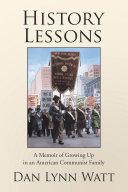 History Lessons Pdf/ePub eBook