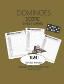 Domioes Score Sheets Game