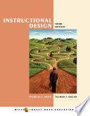 """Instructional Design"" by Patricia L. Smith, Tillman J. Ragan"