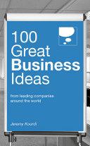 100 Great Business Ideas [Pdf/ePub] eBook