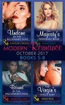 Modern Romance Collection  October 2017 5   8 Book