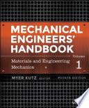 Mechanical Engineers  Handbook  Materials and Engineering Mechanics