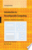 Introduction to Reconfigurable Computing Book