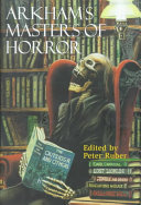 Arkham's Masters of Horror