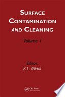Surface Contamination and Cleaning Book