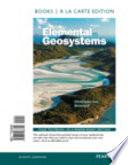Elemental Geosystems, Books a la Carte Edition