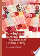 Vote Buying in Indonesia